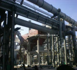 Caldeira de Recuperação de Calor de Resíduos para Escórias em Aço