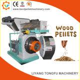 Pallina della buccia di legno/segatura/combustibile/riso del cavo che rende prezzo della macchina buon