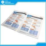 Druck kundenspezifische Kunstdruckpapier-Broschüren