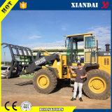 Трава Grab Loader Xd935g Capacity 2.5m3