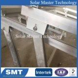 1MW Structure du système de panneau solaire pour toit plat et le champ Ouvrir, de fixation des supports du système d'énergie solaire