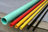 FRPのガラス繊維強化プラスチックの管のエポキシ樹脂ガラス繊維の管