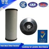 Solution de rechange 10μ m Remplacement des éléments de filtre à huile hydraulique