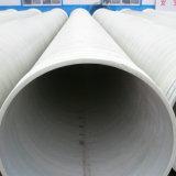 Glattes Oberflächenfiberglas-Wasser-Anlieferungs-Plättchen-Hochdruckrohr