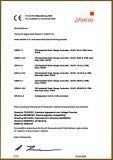 LEIDENE van de GOS van Phocos 10A, 20A 12V 24V het Auto ZonneControlemechanisme van de Last met HOOFDBestuurder