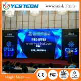 16 anos a China Fabricação P3.9mm exibe a tela de LED para interior