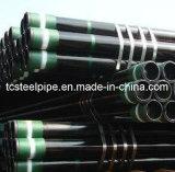 API J5CT55 N80 N80P P110 la carcasa del tubo de acero sin costura LC/a.c.