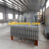 Rete fissa tubolare di alluminio delle rotaie di obbligazione due, rete fissa commerciale, rete fissa della guarnigione