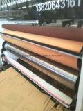 Carton ondulé à haute vitesse automatique 4 couleurs Flexo Slotter Die Machine de coupe de l'imprimante