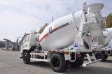 6куб бетона барабана заслонки смешения воздушных потоков и заслонки смешения воздушных потоков погрузчика с маркировкой CE &ISO9001