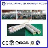 Ligne en plastique machine d'extrusion de machine d'extrudeuse de pipe du PE PPR de LDPE de HDPE d'expulsion