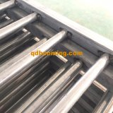 O MERGULHO quente galvanizou o aço perfurado através da cerca de segurança