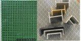 Eindämmung-Bereichs-Bodenbelag-Fiberglas-Miniineinander greifen geformte Vergitterung