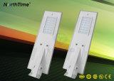 IP65 Bridgelux 20Вт Светодиодные лампы на улице солнечной улице светодиодный светильник