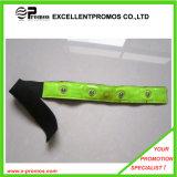 Los logotipos personalizados promocionales pulseras reflectantes Slap (EP-W58406)