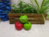 Smiley Squishy Apple pu ralentir la hausse du jouet Squishies fruits parfumés