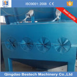 Automatic Steel Pipe Inner Wall Shot Blast Cleaning Machine