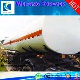 50cbm炭素鋼3の車軸燃料のタンカー