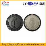 Moneda de plata barata de encargo del desafío de la alta calidad