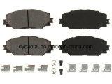 Toyota Corolla (D1210 04465-02220)のための中国のディスクブレーキのパッド