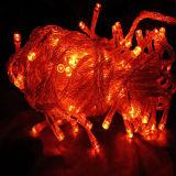 (ENST-100) 10m 100LEDs LEDのクリスマスストリングは屋外をつける