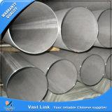 Tuyau en acier inoxydable de grand diamètre pour la construction