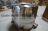 La bobine 304 de fente d'acier inoxydable des prix a fendu le bord