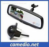 Aide au parking du rétroviseur du système avec caméra de recul de rétroviseur