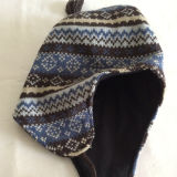 Earflap Beanie Hat delle donne con Custom Label