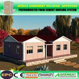 Campo modular de la explotación minera del trabajo casero de la casa prefabricada del envase del paquete plano