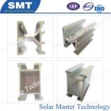 Montage sur panneau de toit solaire Rail en aluminium réglable
