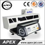 최신 판매 UV 탁상용 프린터, 고속 인쇄 기계 (정점 UV4060)