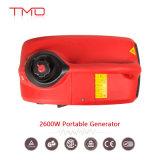 Pequeño generador portable casero del inversor de la potencia de la gasolina/de la gasolina del uso 2kw/2kVA