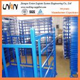 Depósito de Espaçamento de poupança de paletes de aço empilháveis
