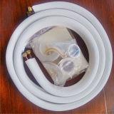 Soem Isolierc$kupfer-aluminium Gefäß-Rohr für Klimaanlage mit Muttern