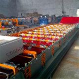 販売中国のための高品質の機械を形作る艶をかけられたタイルカラー鋼鉄金属の屋根ふきシートロール