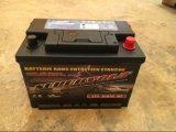 Batterij van de Auto van het Onderhoud 12V80ah van Supervolt DIN80mf de Vrije