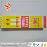 China Vela de cera blanca 15g vela Blanca Inicio