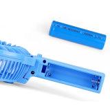Mini-LED bedienter Schreibtisch-Luft-Kühlvorrichtung beweglicher nachladbarer USB-Ventilator