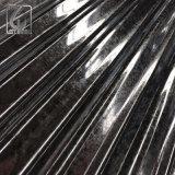 SGCC feuille de carton ondulé galvanisé G30 de toiture pour les matériaux de construction de la plaque en acier