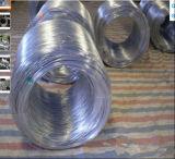 Fil obligatoire galvanisé mou pour le fil de fer mou de Construction/18gauge