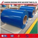 Вращающаяся PPGI плиткой с полимерным покрытием стальную пластину с заводская цена