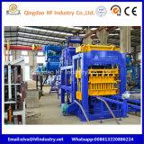 Qt10-15 Lista de precios de máquina de fabricación de ladrillos de enclavamiento de bloques de concreto