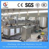 Pétrole continu continu automatique commercial de friteuse/casse-croûte faisant frire la machine