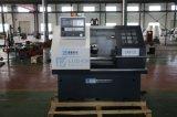 중국 판매를 위한 자동적인 작은 CK6132 CNC 선반 기계