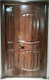 2017最上質の指紋ロックの鋼鉄機密保護のドア(EF-S115)