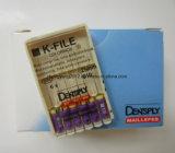 Van de hoogste Kwaliteit Veilige van het Ontwerp Tand van de Leverancier van de Uitvoer van Endodontic k- Dossiers