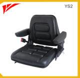 Assento de substituição de empilhadeira de cadeira de dobradiça universal