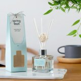100ml fragrância Difusor Reed na caixa de cores para decoração