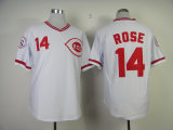 Pullover nazionale di baseball dei Cincinnati Reds della lega dei capretti delle donne degli uomini